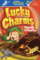 Lucky Charms: Magically Destructive