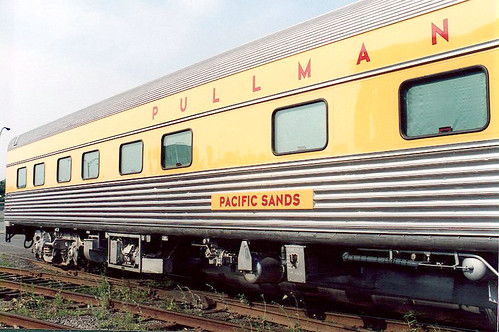 Private Rail Cars - Pacific Sands