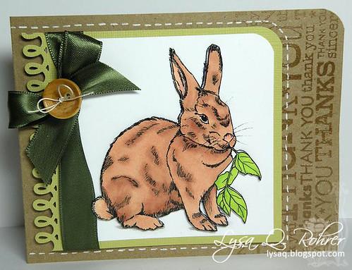 TY Rabbit