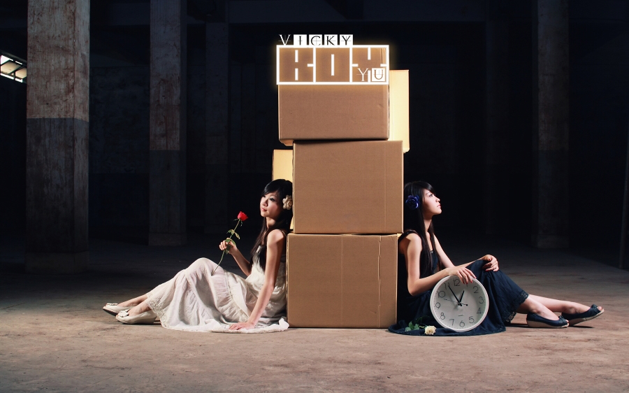 BOX-大小金魚