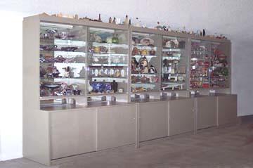 modular display cabinets