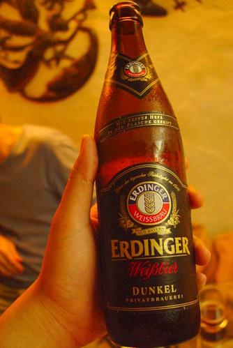 ERDINGER Beer 愛丁格啤酒 DSC07627