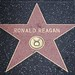 Walk of Fame - Ronald Reagan
