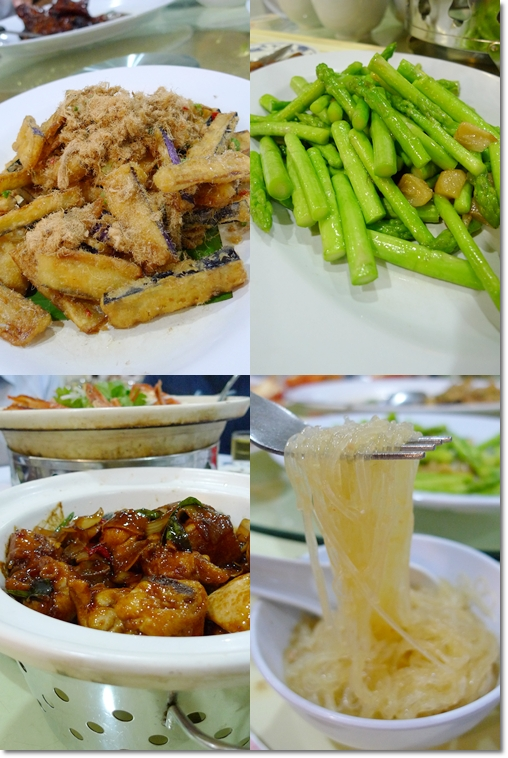 Dishes @ Robson Heights Seafood