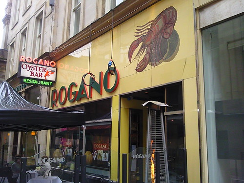 Restaurant review: Rogano, Glasgow