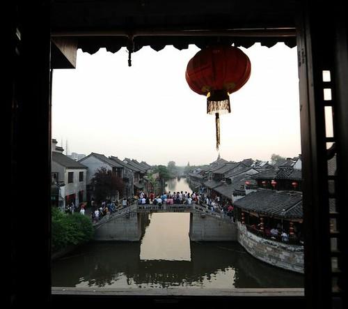 寻梦西塘古镇(组图)