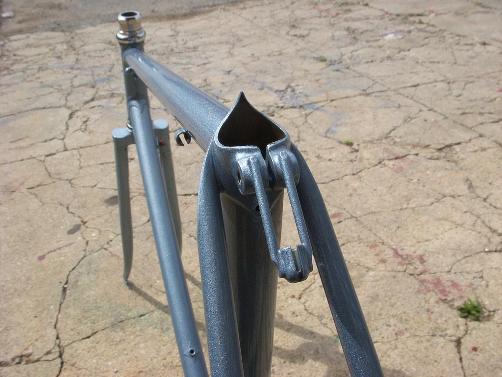 For sale - 55x53 cm 650b city bike frame