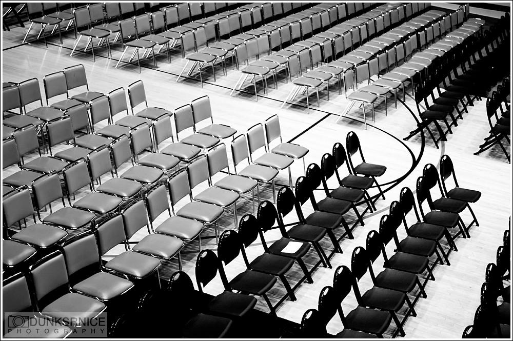 De Anza High School Graduation 2011 B&W.