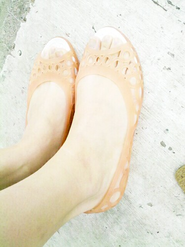 Summer Crocs jellies