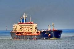 Blue Rose (Bernhard Fuchs) Tags: boat cargo chemicaltankers elbe chemietanker chemietankschiff nikon cuxhaven oeltanker oeltankschiff oiltankers schiffe ship ships tanker tankschiff vessel water boot schiff