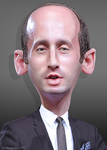 Stephen Miller: Gosh, and he looks so bland. Well, appearances can be deceiving after all., From FlickrPhotos