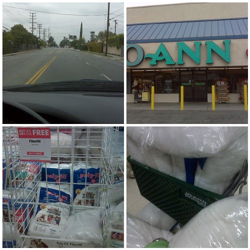 My trip to JoAnns