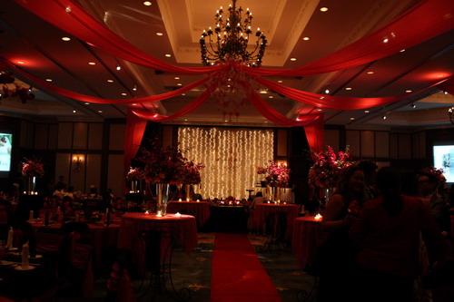 minghan and celeste cindai ballroom