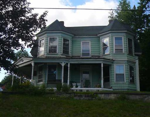 the house in Limington