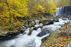 Hell Hole (Tony Shi Photos) Tags: waterfall bearmountain newyorkstate hdr hudsonvalley hellhole autume popolopencreek tonyshi popolopengorge thetorne