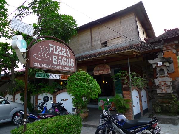 Pizza Bagus Ubud