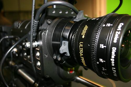 Arri Prime Lens by wingdisk