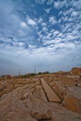 (692) der unvollendete Obelisk (avalon20_(mac)) Tags: africa travel geotagged egypt 500 misr eos40d schulzaktivreisen