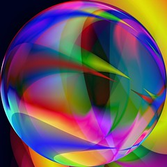 Being inside (Marco Braun) Tags: color art sphere colored colourful coloured farbig bunt boule mucho kugel 球体 multichrome couleures 圓球