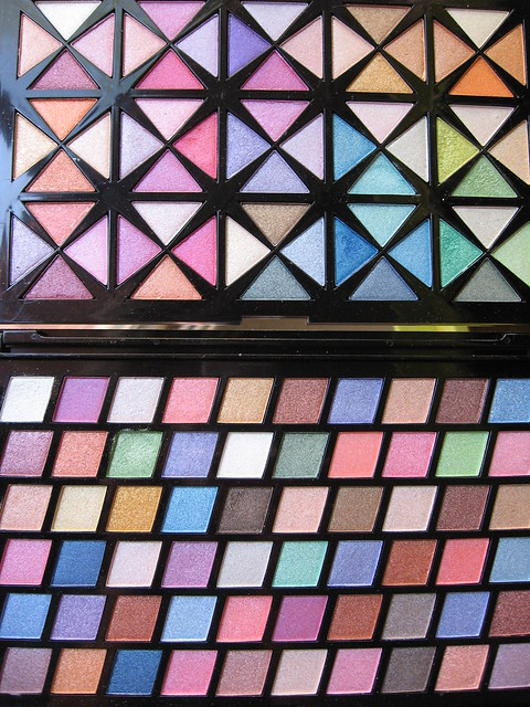 make up palette | Flickr - Photo Sharing