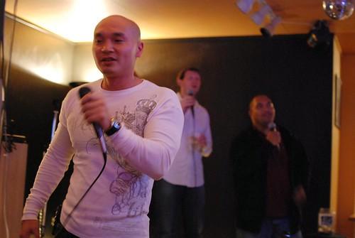 Happy Bday Sleenie Karaoke