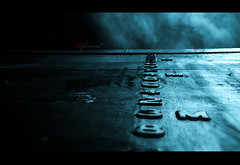 Under the moonlite (alfamosa) Tags: night tank smoke number cinematic counting cls