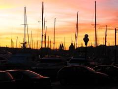 Ta`Xbiex sunset (Chris Marquis) Tags: sunset malta taxbiex