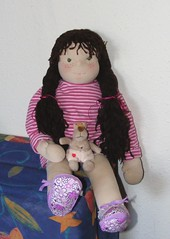 New doll - WIP