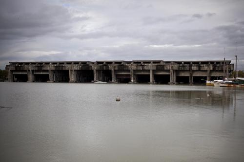 La bse sous-marine deviendra-t-elle le futur grand centre culturel de Bordeaux ? Photo FP