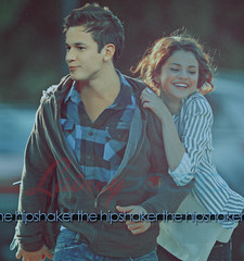 peter pan and wendy turned out fine. (THE HIPSHAKER GRAPHICS !?) Tags: eclipse disney newmoon disneychannel selenagomez wizardsofwaverlyplace selgo bronsonpelletier brolena