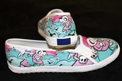 Hanted Zoo x Artsprojekt x Keds (HabitForming) Tags: shoes sneakers keds jeffdenomme artsprojekt hauntedzoo