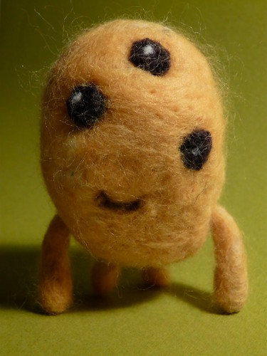 Three-eyed tater