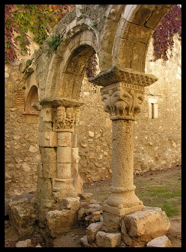 Claustre de Sant Sebastià dels Gorgs