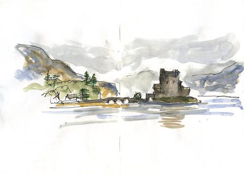 Day 17_03 Eileen Donan Castle