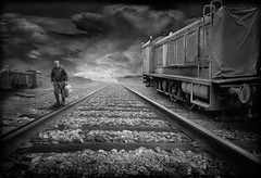 Last train for Nowhere (yves.lecoq) Tags: train pastrsmarrant benfautbienchangerunpeu putaindesenecefeu