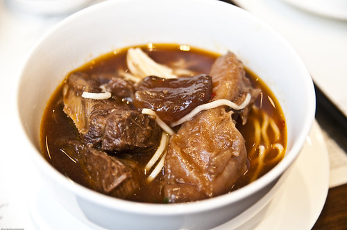 Hongshaoniurou Mian (Spicy Beef Noodles)