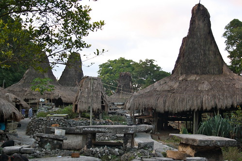 Tarung-Traditional Village-Sumba Island-Indonesia by Betsy Awang Phillips
