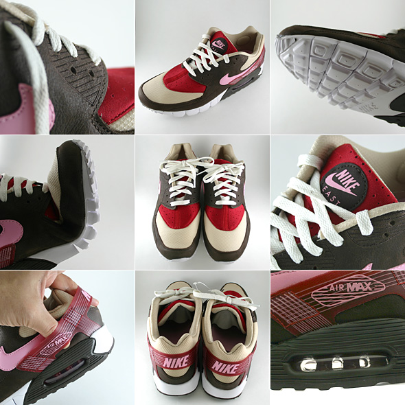 BUT NOW IS THAT THE CASE   Nike x DQM Air Max 90 Current Huarache d3c51ae66