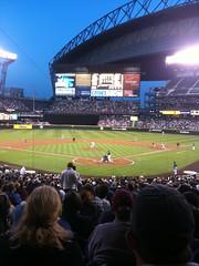 Mariners Yankees Sept09 (4) (Viper12) Tags: baseball mariners safeco yankees