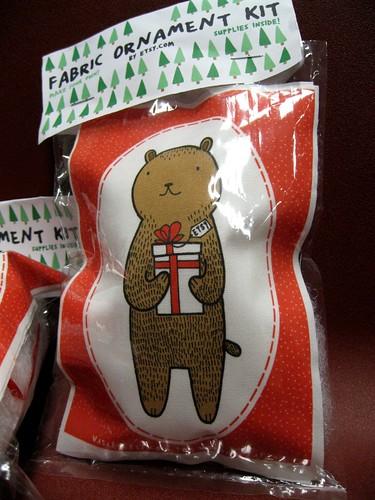bear ornie