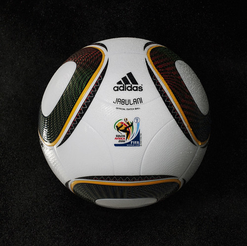 Adidas Jabulani FIFA World Cup 2010 South Africa matchball