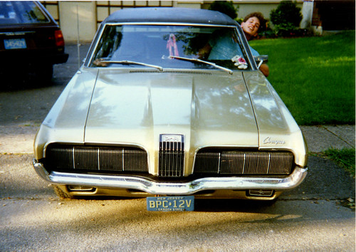 1970 Mercury Cougar on