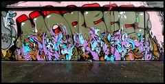 By HORFEE (Thias (-)) Tags: terrain streetart paris wall painting graffiti mural spray urbanart 1984 painter graff aerosol bombing horphe frenchgraff horfee horfhorfe