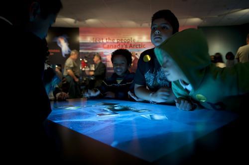 Vancouver Aquarium Arctic Canada Gallery