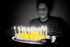Kristians (rolands.lakis) Tags: family portrait cake candles son portret rolandslakis kristianslakis