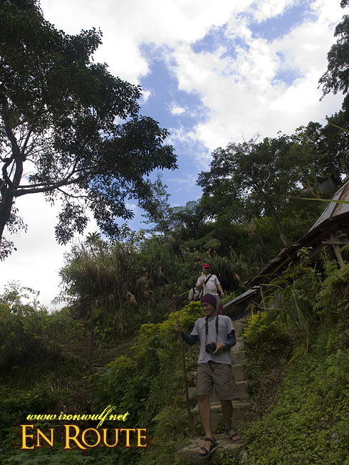 Batad En Route to Tappia