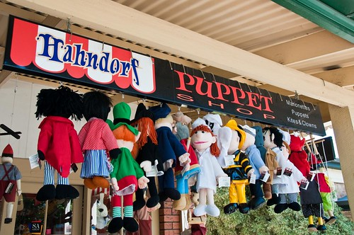Puppet store