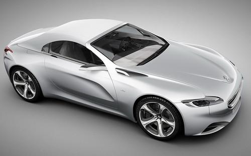 Peugeot SR1 koncept