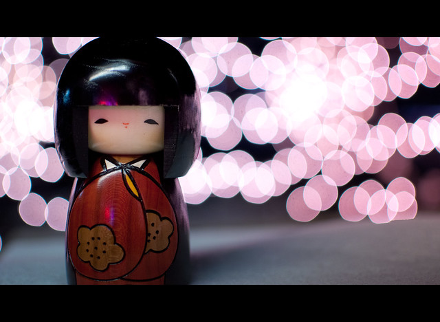 HBW: Yuki-chan and the Bokeh