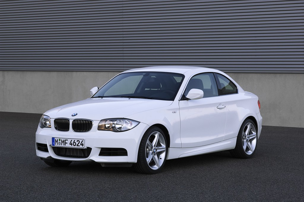 BMW 135i with N54/DCT